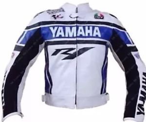 yamaha r1 motorbike leather jacket - Categoria: Avisos Clasificados Gratis  Estado del Producto: New with tagsTop Grain Milled Cowhide 12mm Thick Leather5Piece Internal CE Protection at Back, Elbows, ShouldersInner Fixed Mesh LiningAdjustable Valcro Strap at BottomSpeed Hump 25 EXTRAProcessing time required to make the jacket according to the given size is 4 to 5 working daysValor: USD170,00Ver Producto