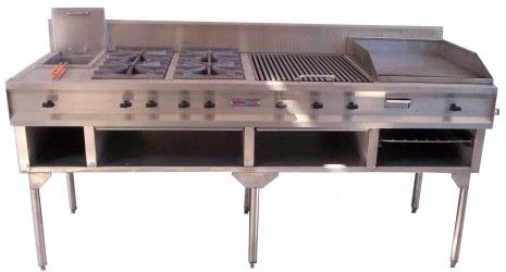 Hornos para pizzas fabrica de hornos cocinas for Estufa industrial precio