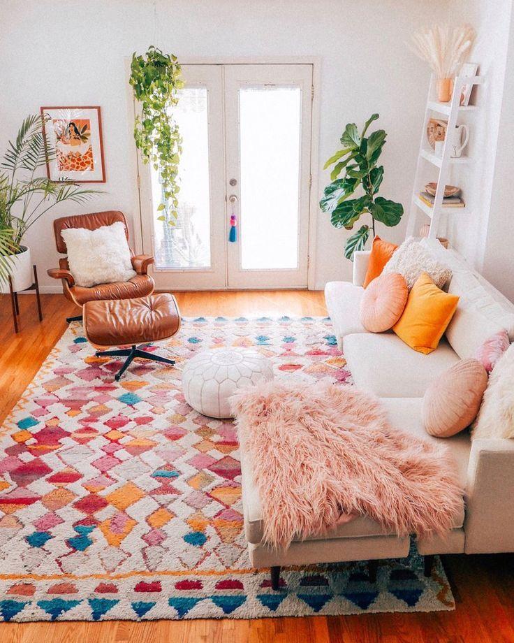 Magic Potion Moroccan Shag Rug #apartmentdecor