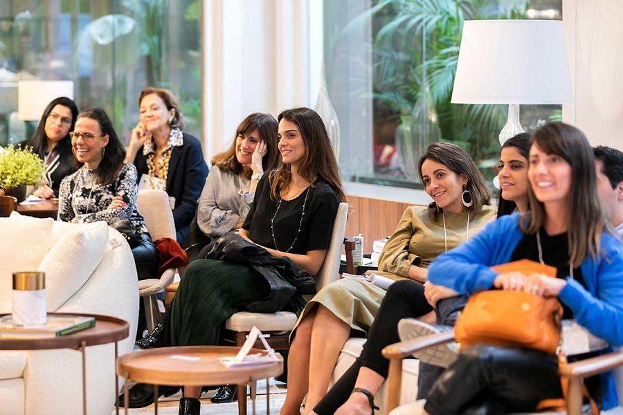 Encontro, evento do Marketing Décor na Breton da Gabriel Monteiro da Silva. #casadevalentina explore…