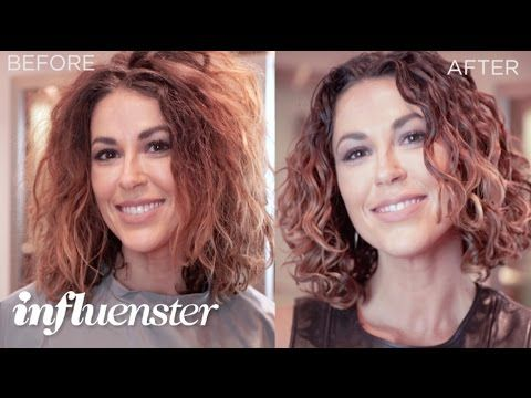 Voxbox Spoilers Ahead Influenster Co Founder Elizabeth Scherle Visited Devachan Salon In Nyc To Get Their Legendary Hair Curly Hair Tutorial Curly Hair Styles
