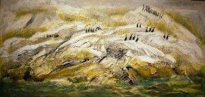 "William Thon ""Shag Island"", 1961"