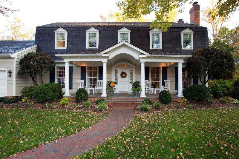 25++ Hip roof colonial additions inspirations
