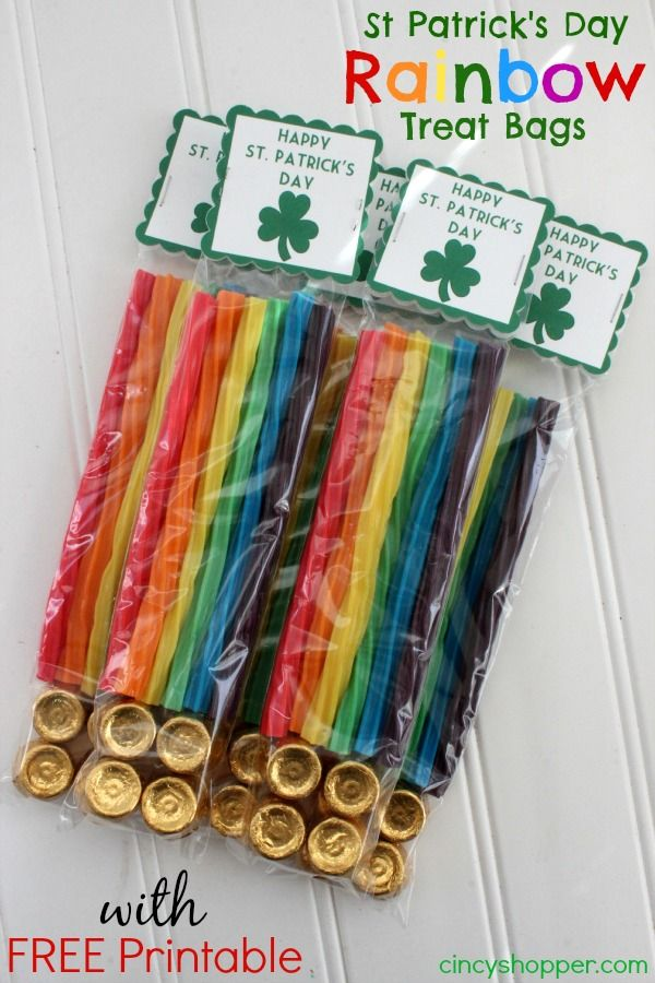 Patricks Day printables - cupcake wrappers, bottle wraps, treat bag toppers and more! Find this Pin and more on ♣ St. Patrick's Day Ideas & Treats ♣ by Renee Haga.