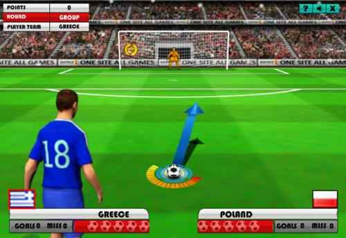 Free Kick Soccer Games Soccer Soccer Games Free Kick
