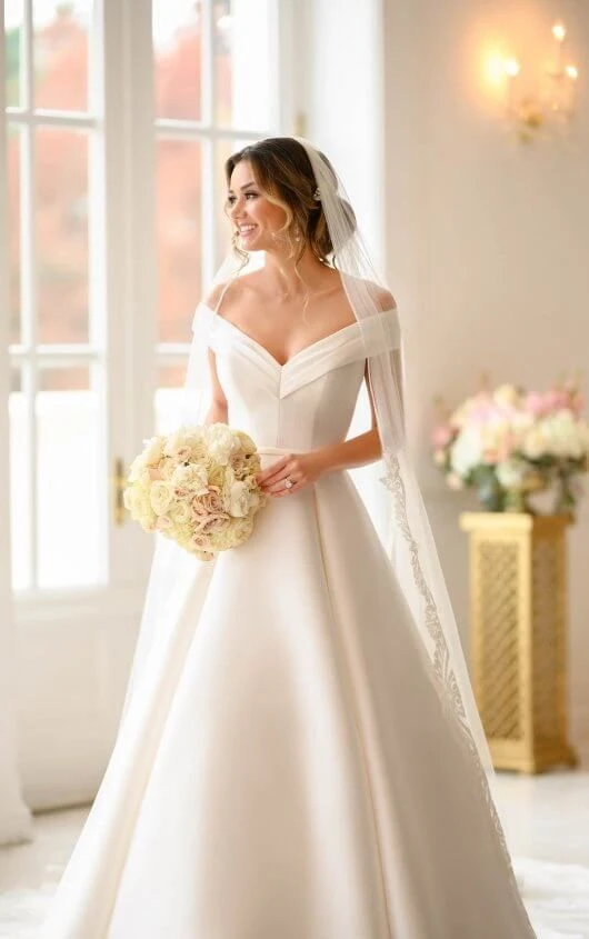Wedding Dress Wholesale Wedding Dresses Stylish Wedding Dresses Top We In 2020 Ball Gowns Wedding Stylish Wedding Dresses Wedding Dresses Satin