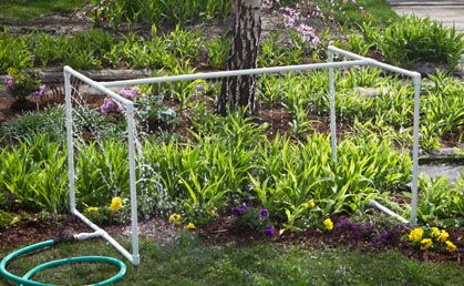 This portable misting station from #DremelWeekends is ...