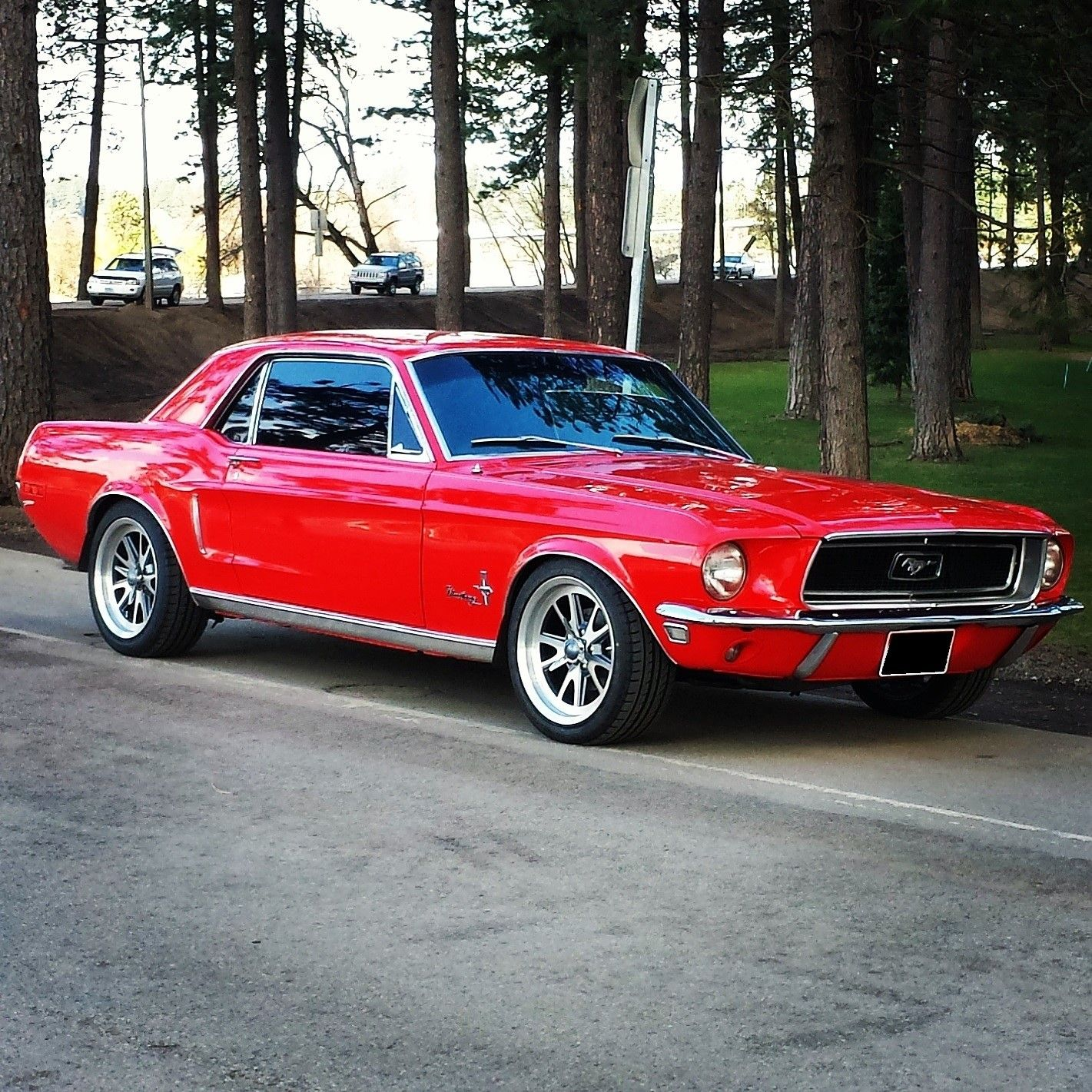 68 mustang coupe my favorite mustang of all time