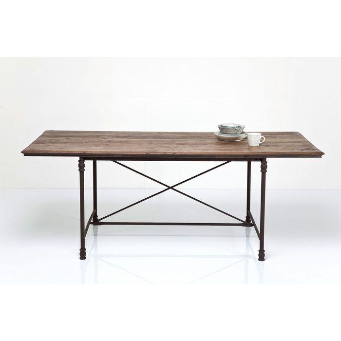 Tisch Pole 200x95cm   KARE Design