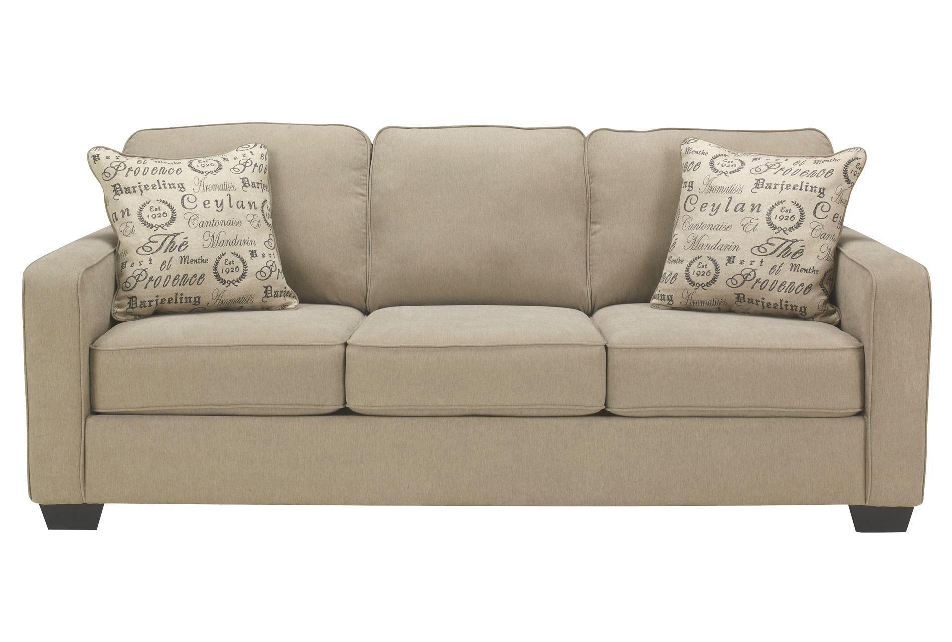 """Alenya Quartz Queen Sofa Sleeper 84""""W x 37 5""""D x 38""""H SKU"""