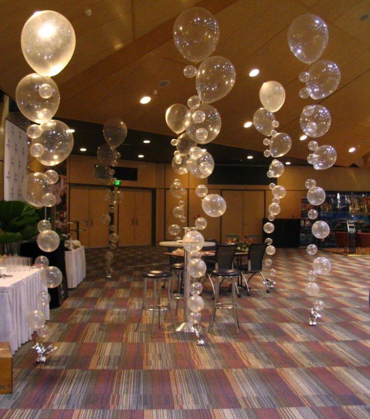 Balloon Decorations For Wedding Reception Ideas: Balloon Decorations, Wedding