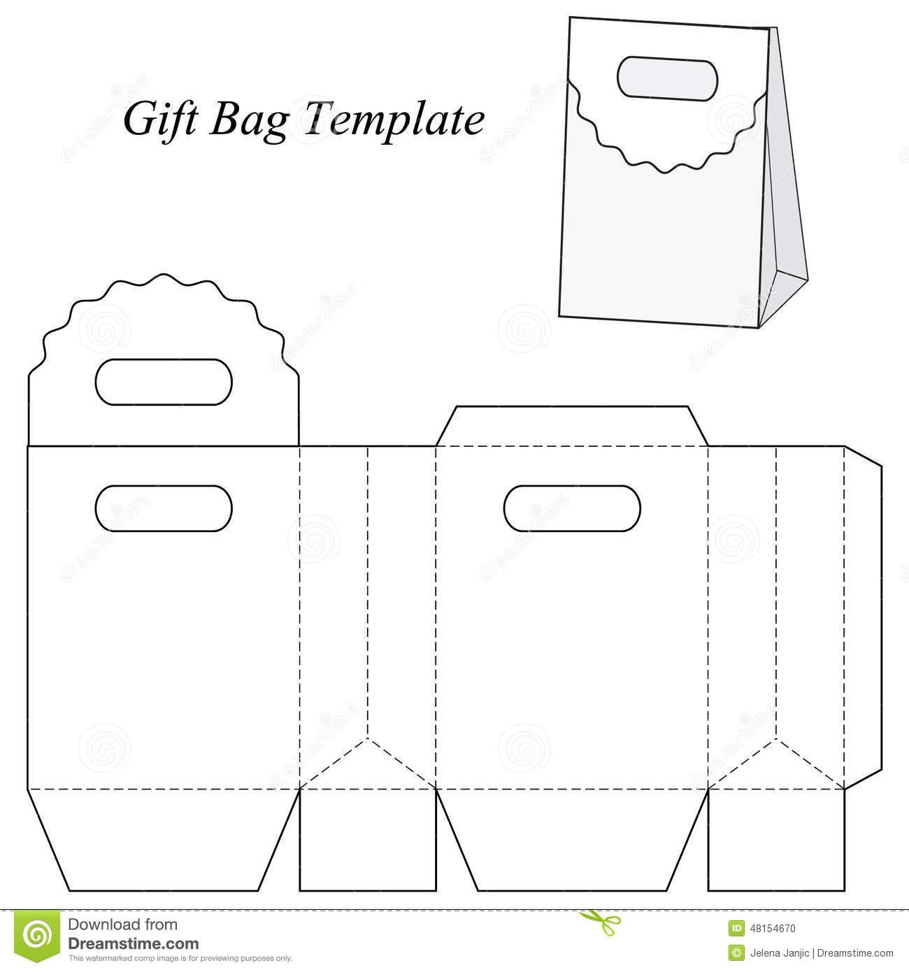 blank-gift-bag-template-vector-illustration-box-box-48154670.jpg ...