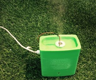 DIY Smart House 2 - DIY a Humidifier   Smart home