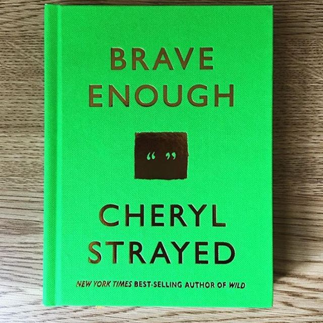 Alright y'all....Amazing gift alert! @cherylstrayed wrote this book of her incredible, tell-it-like-it-is, no nonsense wisdom. For anyone who needs a little inspiration, I highly recommend it. (Maybe a gift for yourself? you deserve it!) #gift #wisdom #soulfood #RWBookClub