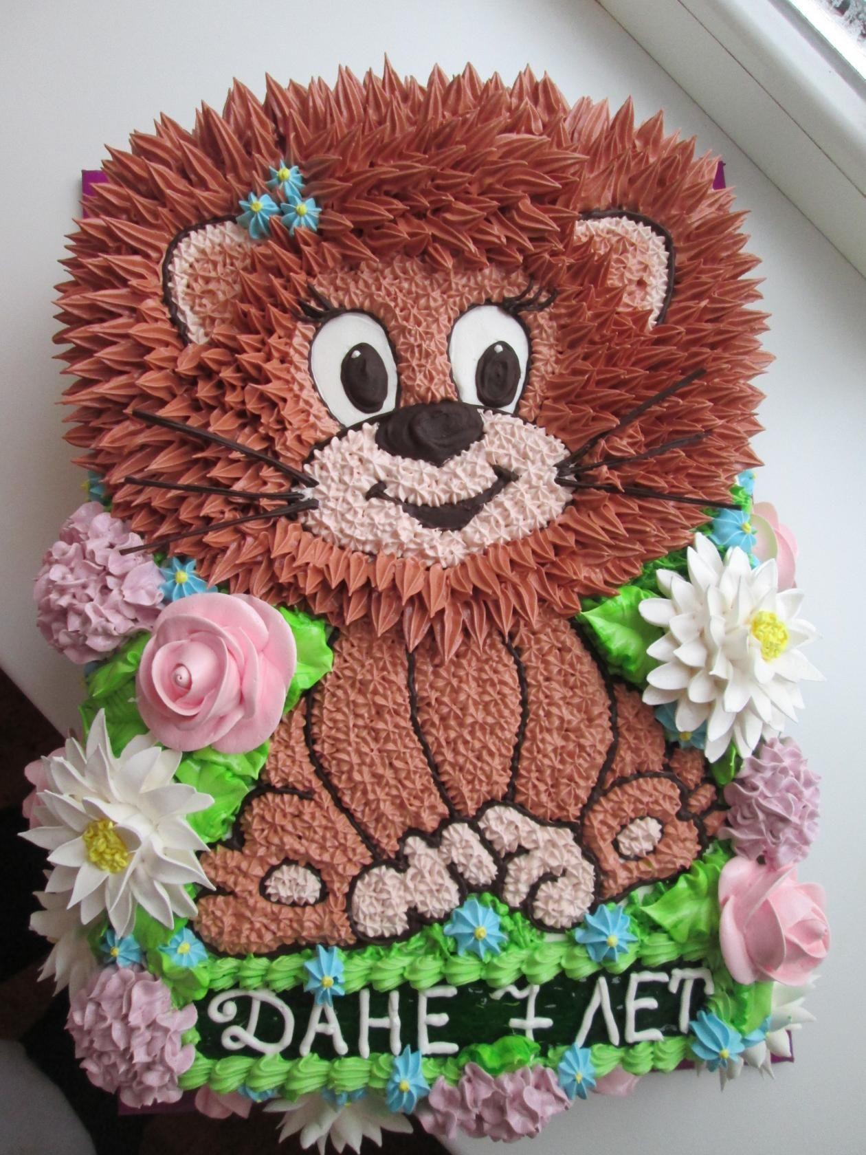 Личное фото | Пироги на день рождения, Цветочные торты ...