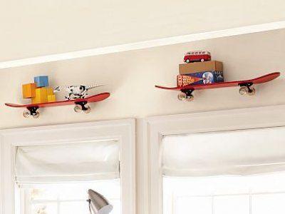 Skate Shelf | Coming Soon Page  http://prefundia.com/projects/view/wallride-the-skateboard-shelf/3794/