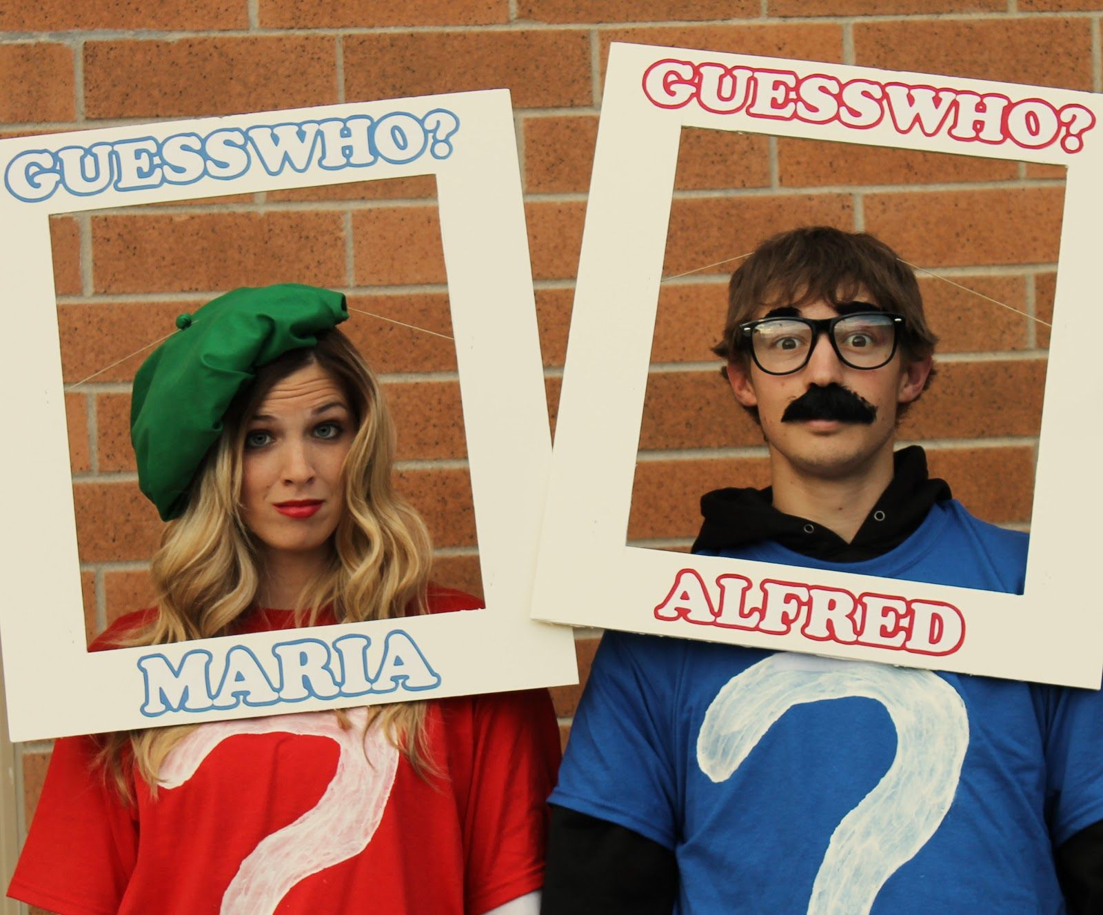 guess who halloween costume - Google Search