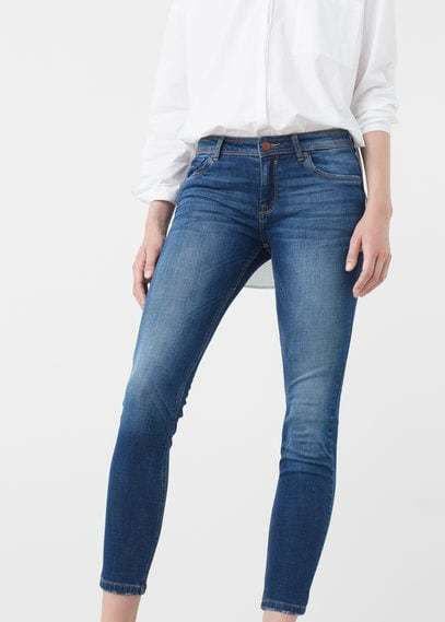 9a8ced91c04 Low waist mery jeans - Women | Products | Jeans, Jeans style, Ripped ...