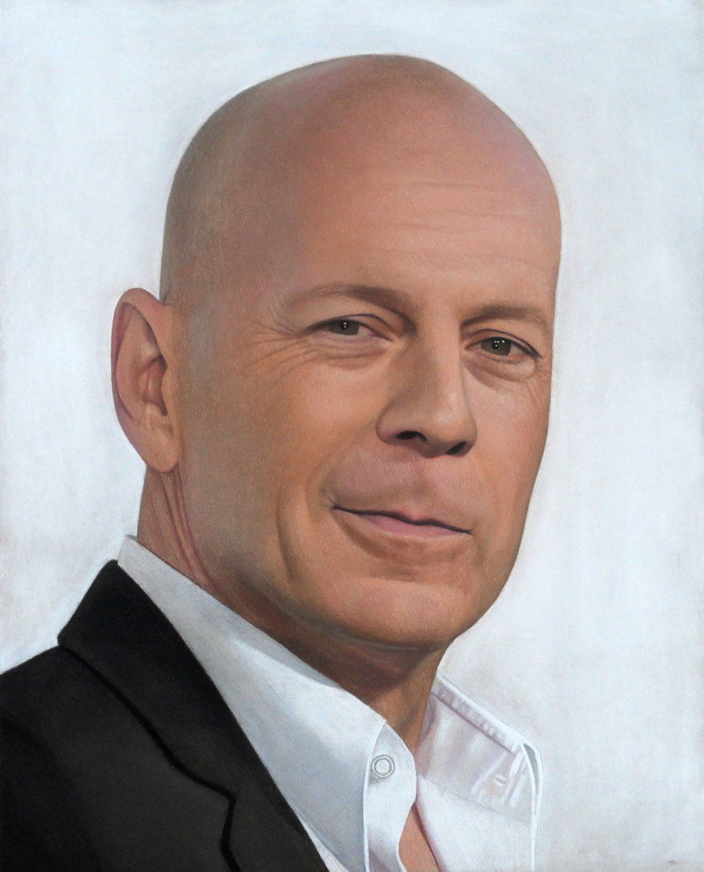My favorite Bruce Willis. I adore him! by Lizapoly on ... Bruce Willis