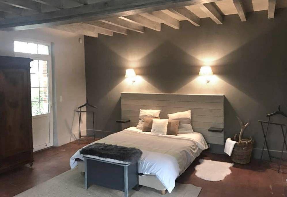 charmante chambre d'hôte en sologne - maison d'hôtes à louer à