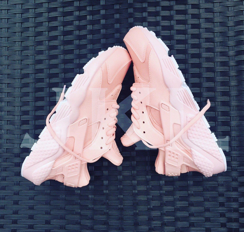baby pink rosa nike huarache sneaker pinterest nike. Black Bedroom Furniture Sets. Home Design Ideas