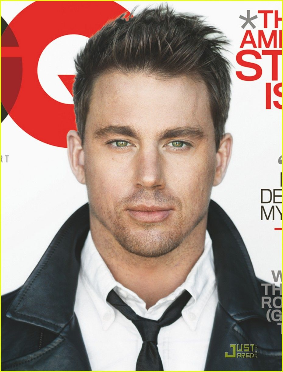 green with a touch of hazel - for the freaking win!! channing
