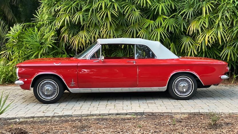 1963 Chevrolet Corvair Spyder L49 Kissimmee 2020 Chevrolet Corvair Chevrolet Chevy Corvair