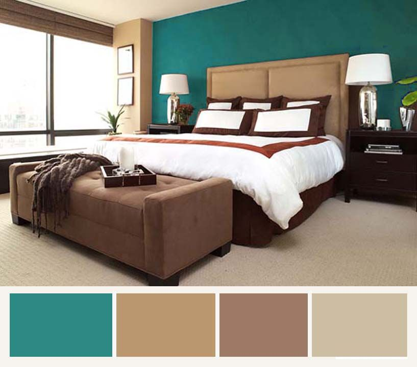 Turquoise bedspread on pinterest - Bedrooms color design photo ...