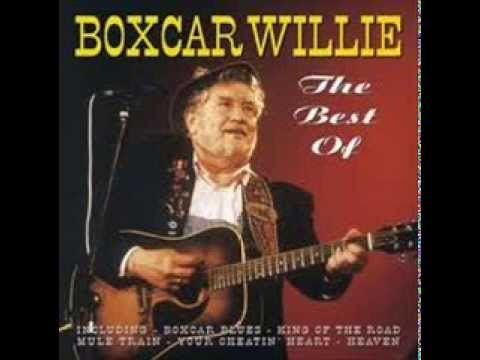 Boxcar Willie -  Rebel Soldier