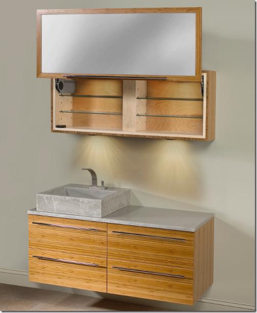 Bamboo Bathroom Furniture