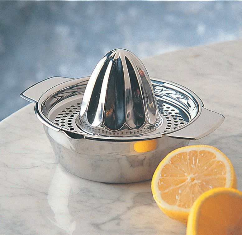 RSVP Citrus Orange Juicer w/ Pour Spout Lemon Press Reamer Stainless Steel NEW in Home & Garden, Kitchen, Dining, Bar, Utensils, Gadgets | eBay