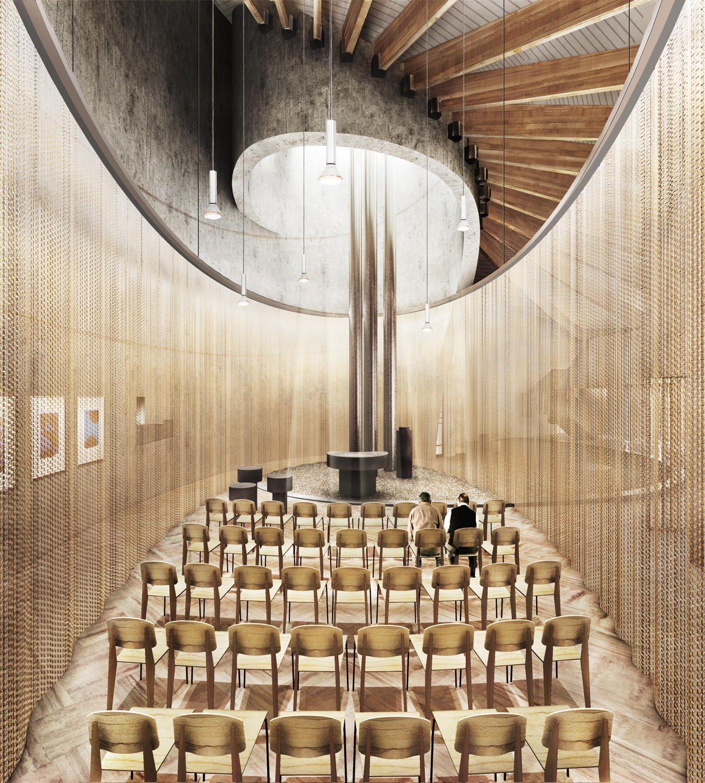 modernisierte moderne wettbewerb f r umbau der hamburger. Black Bedroom Furniture Sets. Home Design Ideas