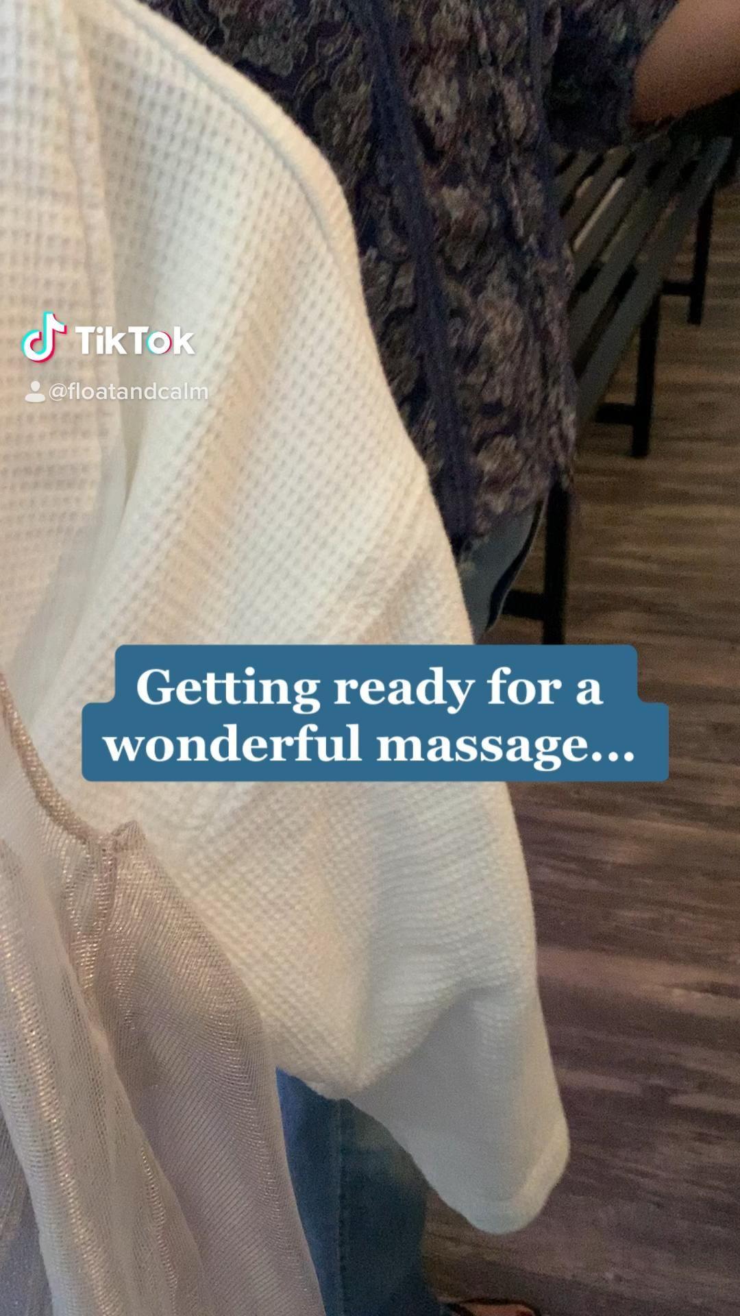 Photo of Need a massage?