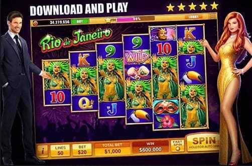 House Of Fun Slots Free Chips
