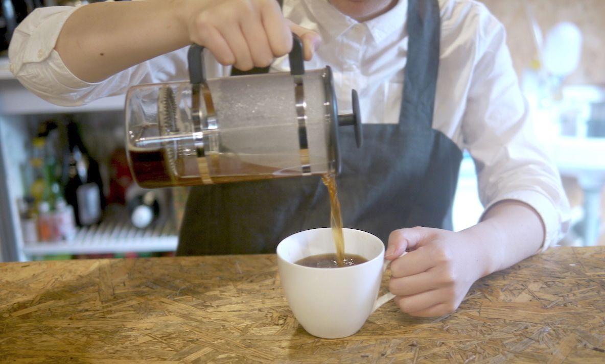 無印のコーヒーグッズでカンタン本格コーヒーインスタントよりおいしくドリップよりラクマイ定番スタイル コーヒー 無印 ルーミー