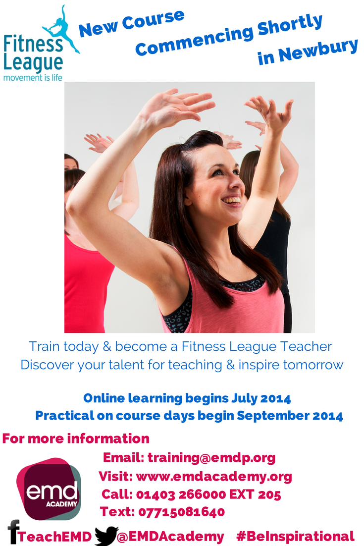 Train today to become a Fitness League Teacher. Discover your talent for teaching and inspire tomorrow.  #BeInspirational #dance #fitness #teacher