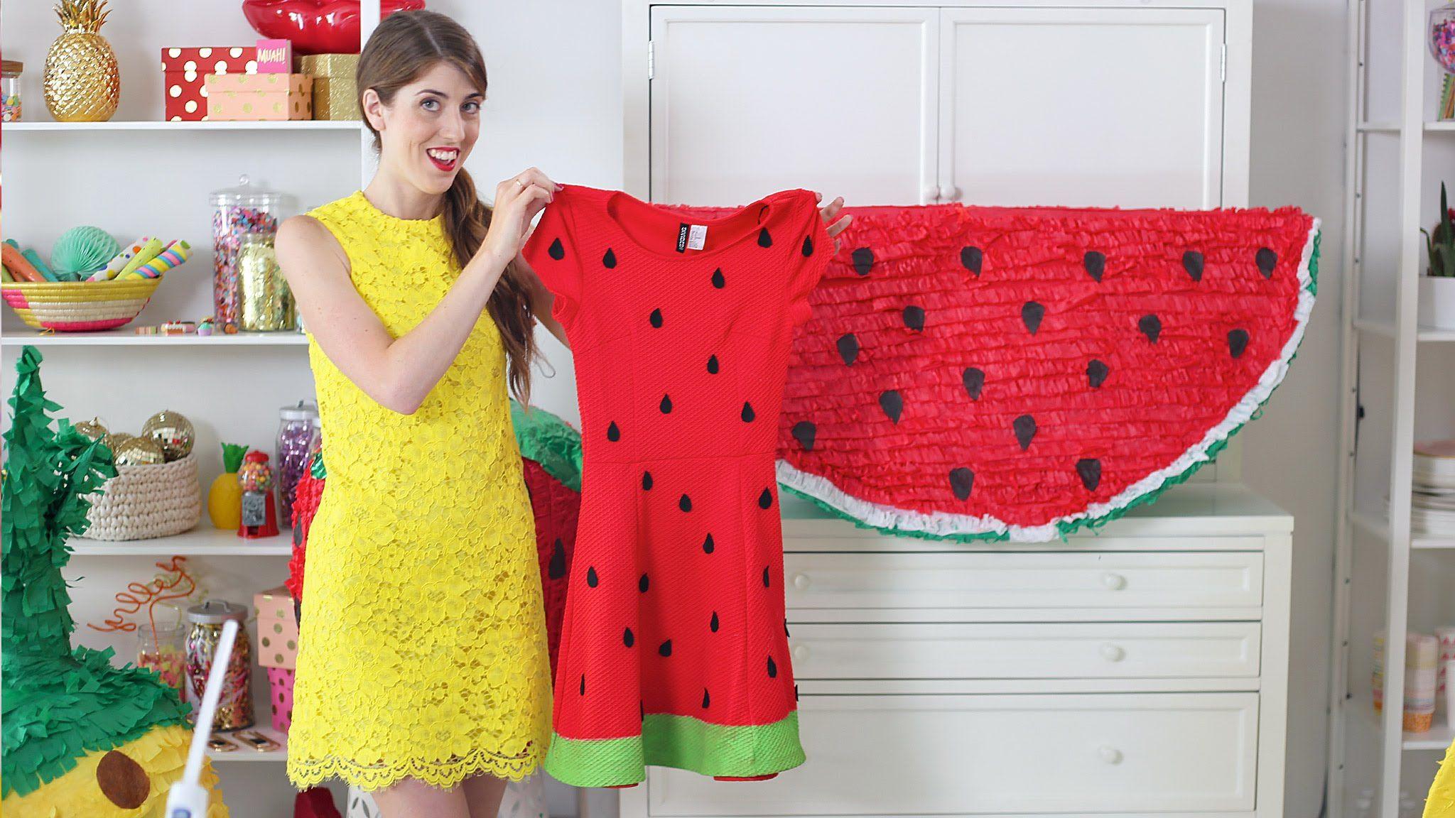 NEW Class! 6 Ultimate Fruit Halloween Costumes with Studio