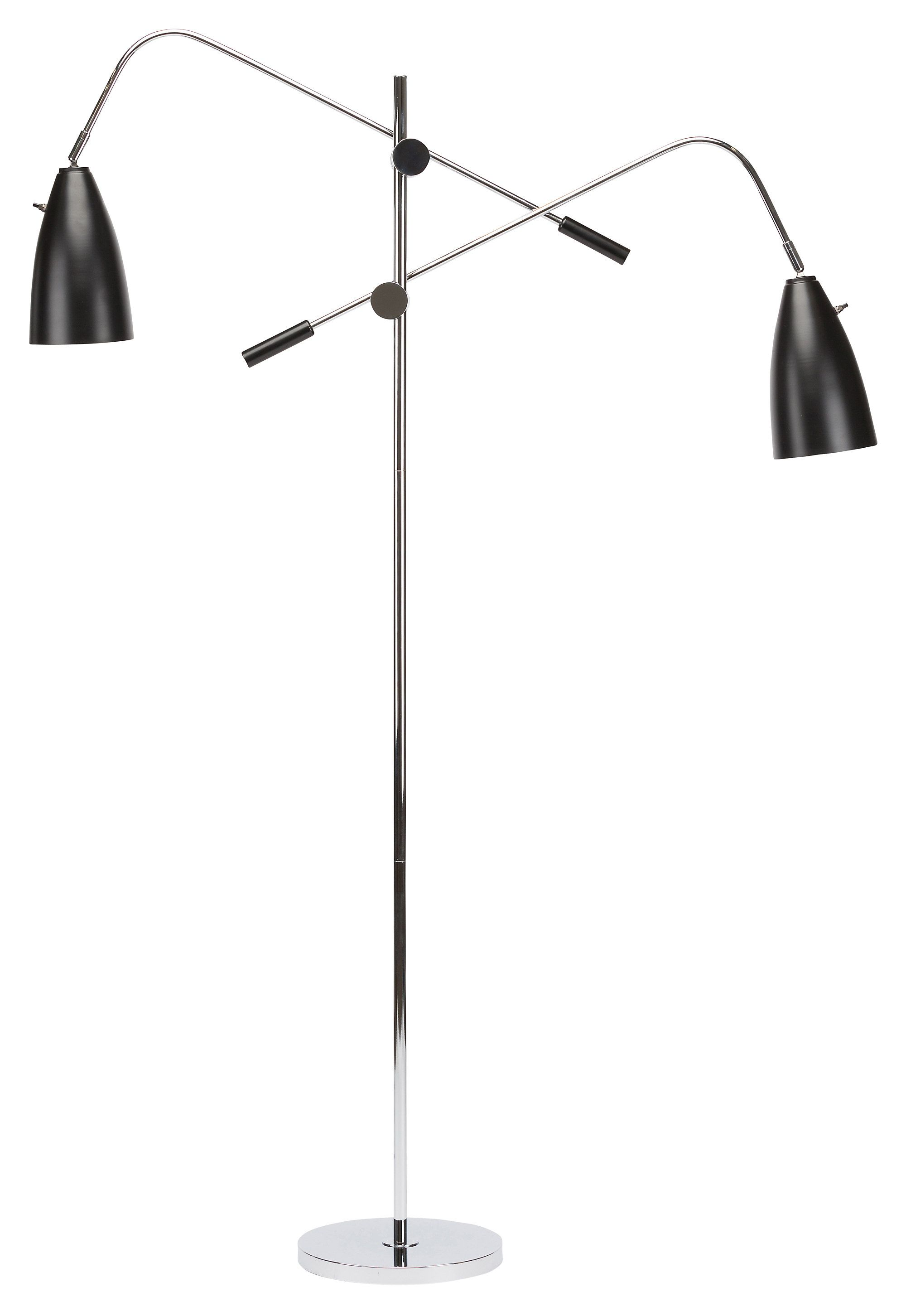 2Light Amsterdam Floor Lamp Floor lamp, Home decor