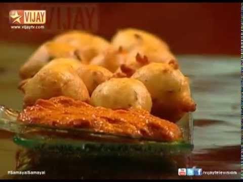 Samayal samayal with venkatesh bhat mangalore bonda youtube food samayal samayal with venkatesh bhat mangalore bonda youtube south indian foodrecipe forumfinder Image collections