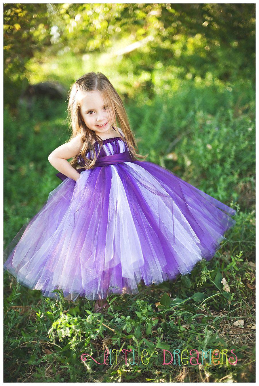 Plum Purple Lavender Tutu Dress With Sash By Littledreamersinc Flower Girl Dresses Tutu Flower Girl Tutu Purple Flower Girls [ 1341 x 900 Pixel ]