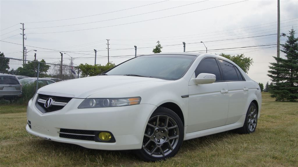 2007 Acura Tl Type S Navigation >> 2007 Acura Tl Type S Type S Navigation Leather Sunroof