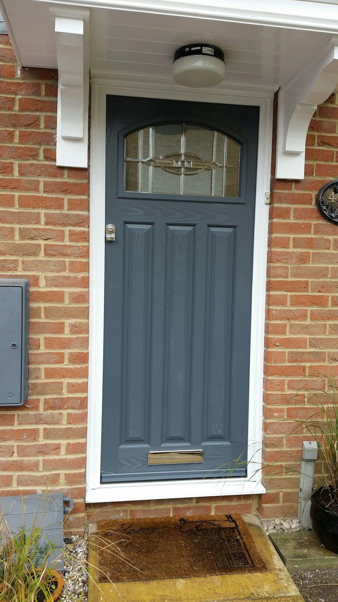 Here At Truedor When Creating Our Range Of Composite Doors