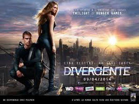 Ficção cientifica filme completo - Filme Divergente