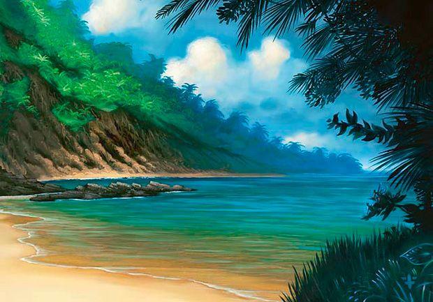 Tropical Island / franz Vohwinkel