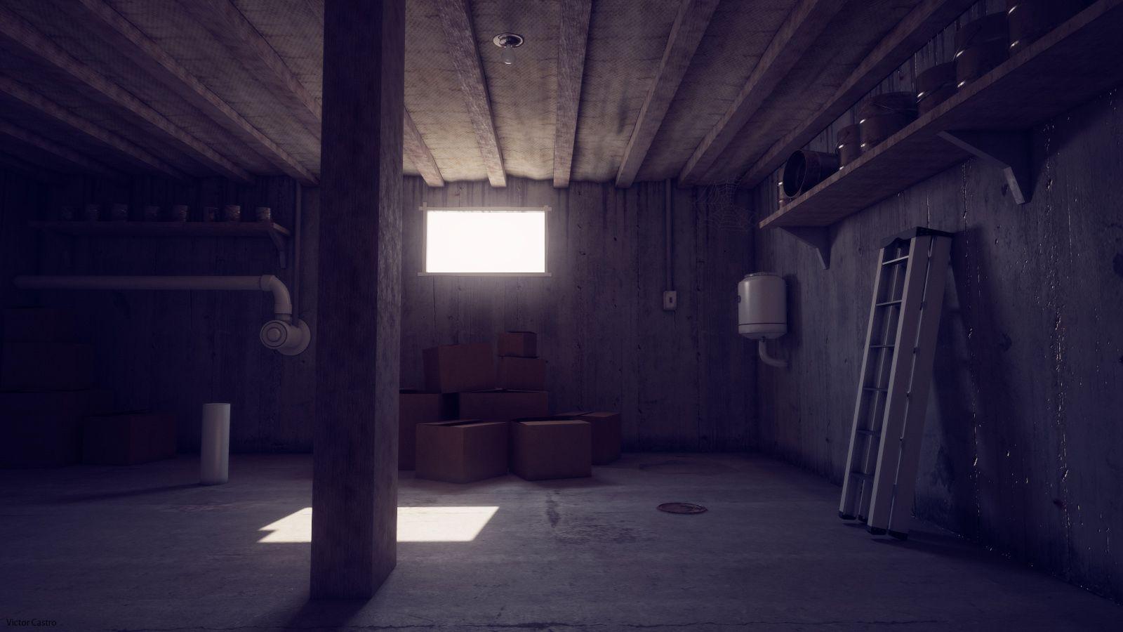 Basement Dark Google Search Dark Basement Anime Places Episode Interactive Backgrounds Anime wallpaper dark rooms hd