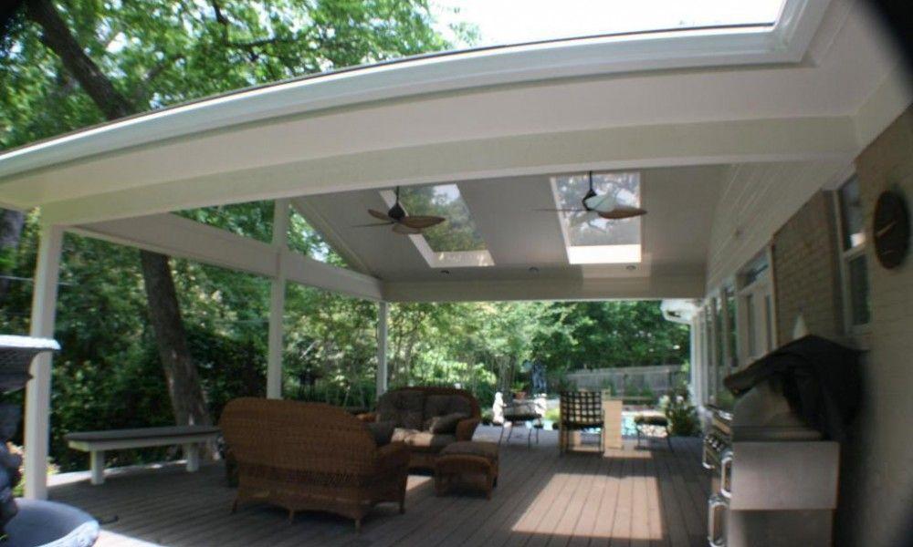 Wonderful Patio Roof Extension Ideas