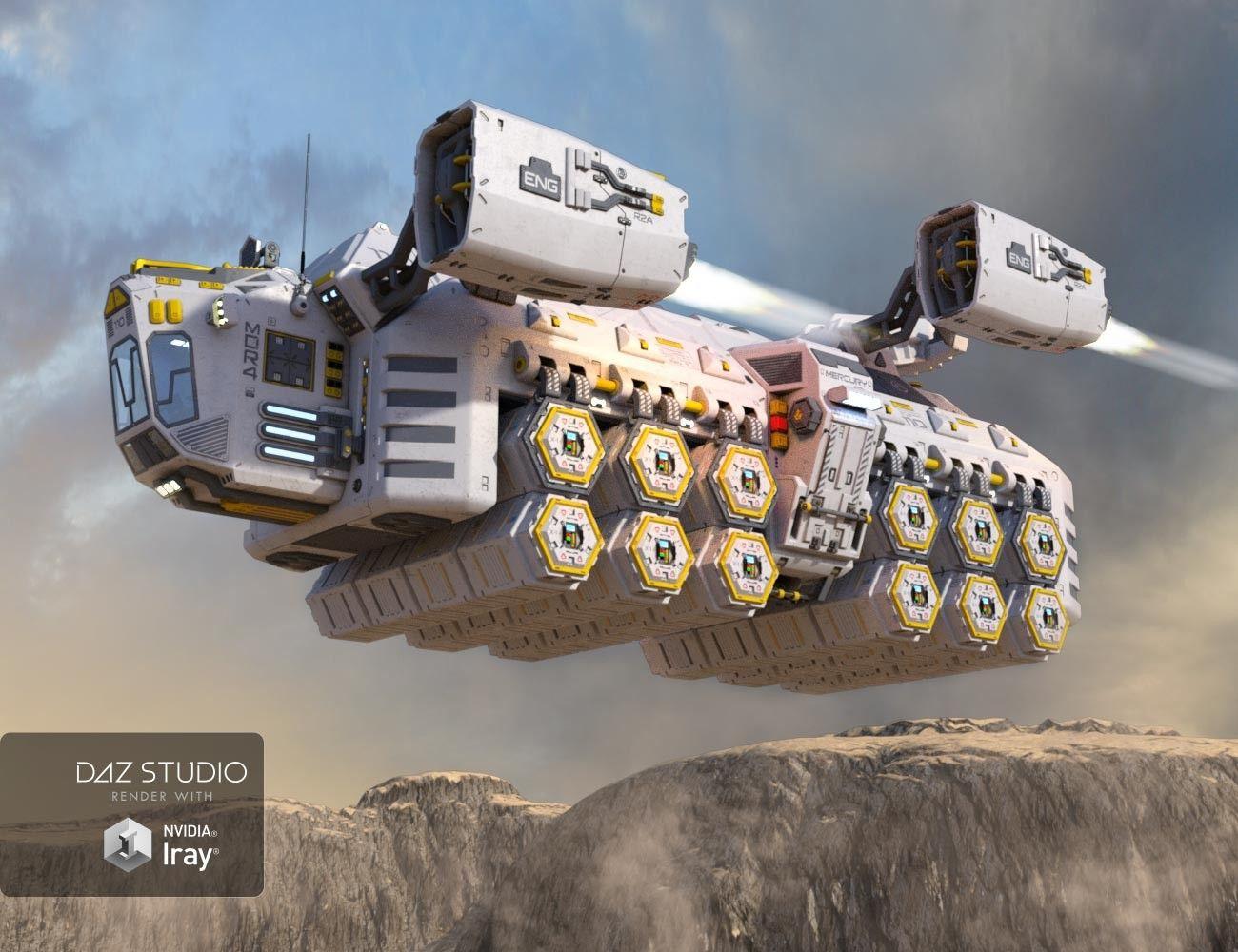 space engineers cargo ship - photo #32