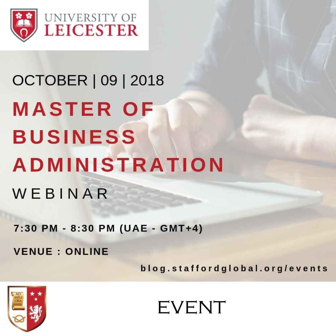 UK Distance Learning & Online MBA DBA MSc MEd PGCE