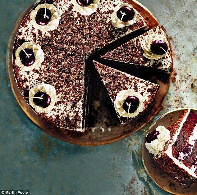 Paul's classic bakes: Black forest gateau