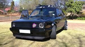 Image Result For Vw Citi Golf With Body Kits Volkswagen Golf Mk1